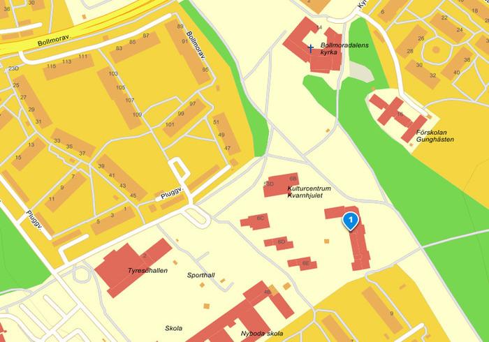 Hitta Hit Tyreso Kommun